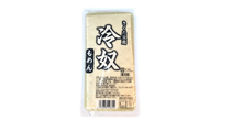 大豆の味を活かした柔らかい木綿豆腐