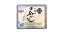 北海道産大豆を使用した製法にこだわった絹豆腐