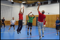 Fitness und Wettkampf 8i-Gruppe