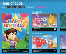 Coding Tynker - Hour of Code - Great for KS1 or coding beginners