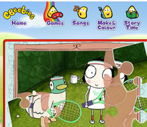 Some great games from CBeebies
