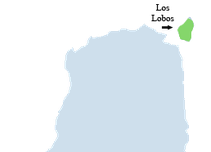 Los Lobos Island