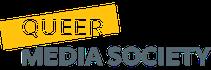 Logo: Queer Media Society