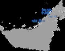 Vereinigte Arabische Emirate - bitte anklicken zur Ansicht