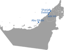 United Arab Emirates - click to see details