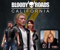 Bloody Roads California Browsergame Onlinespiel Online Spiel