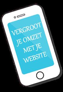 Vergroot je omzet met je website