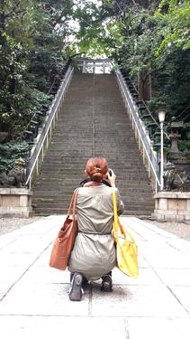 愛宕神社 出世の階段