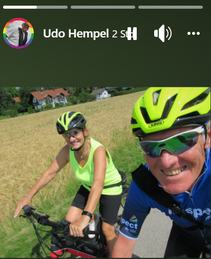 Udo Hempel als Respect-for-life Botschafter