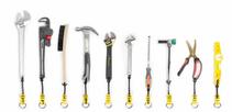 Fallschutz für Werkzeug