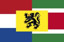 Dutch Language Flag