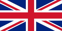 UK, British & Irish Flags