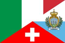 Italian Language Flag