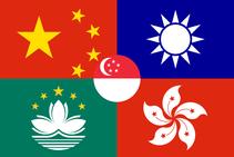 Chinese Language Flag