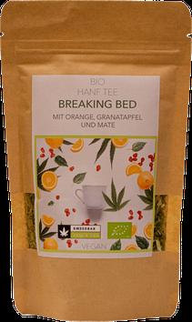 Bio Hanf Tee Energie Mate Orange Granatapfel Sweedbar Relax  Chill  Gesundheit