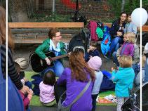 Helga Bauer, Elementares Musizieren mit Kindern bei Lyma