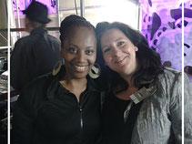 Lynne Kieran & Helga Bauer Wiener Festwochen 2011