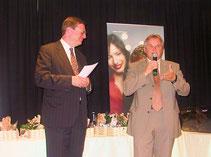 Dr. Sedlaczek und Dir. Kneifl