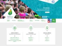 COP21のサイト