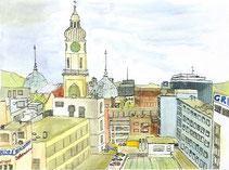 Grußkarte Hospitalviertel Stuttgart
