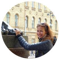Atlanten Glücksbringer St. Petersburg Russland
