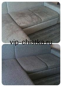 Чистка диванов фото