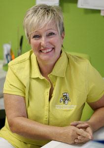 Geschäftsführerin Sabine Straßburger