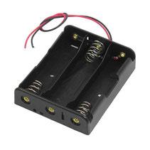 Батарейный отсек (держатель батарей) 3x18650