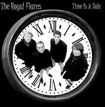 The Royal Flares - Time is a tale/Tell me something 7""
