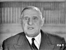 Allocution télévisée du 18 mars 1962