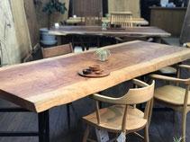 ボセ テーブル 一枚板 広島