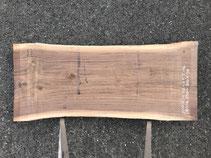クラロウォールナット テーブル 一枚板 広島 天板 素材