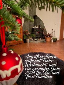 #neuesangstfreiatmen #froheweihnachten #gesundheit