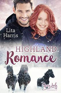 """""""Highland Romance"""" von Lita Harris, Weihnachtsroman, Winterroman"""