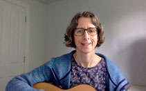 Katy Bignold, Music Therapist