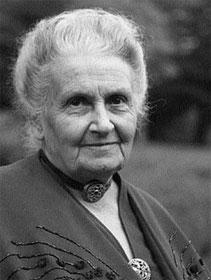 Maria Montessori - donne marchigiane