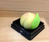 ▲桃は「金」に属する果物です。