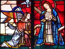 Die Verheißung der Geburt Jesu
