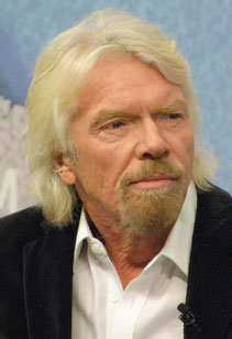 richard Branson speaker contact