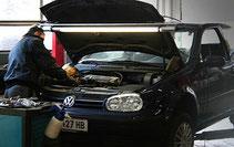 Autoservice - alle Reparaturen in Originalqualität