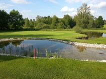 Loch 16 - © Golfclub Tutzing e.V.