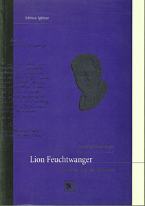 Lion Feuchtwanger - Briefe an E. van Hoboken Nortrud Gomringer