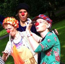 Clown Seminar maßgeschneidert
