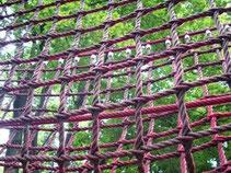 Netz am Spielplatz