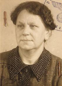 Fanny Katz (StadtA Kassel)