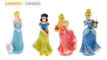 Le principesse candele