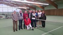 TC Neustadt - Tennisfreunde Ahrensfelde
