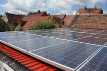 Service für Photovoltaik- und Solartechnik