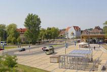 Gestaltung Bahnhofsumfeld Falkenberg/Elster