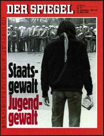 SPIEGEL-TITEL (13/1981)